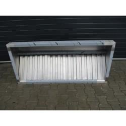 Solidny Okap Z Filtrami 150/70/35 cm Duży Wybór