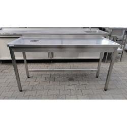 Stół Gastronomiczny Z Dziurą 160/60/85 M N