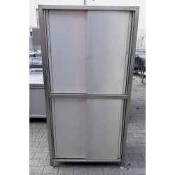 Szafa Przelotowa Drzwi Suwane - 100/60/200 cm M N