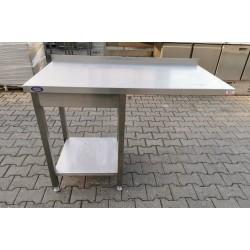 Stół Gastro Z Półką 118/60/85 M N